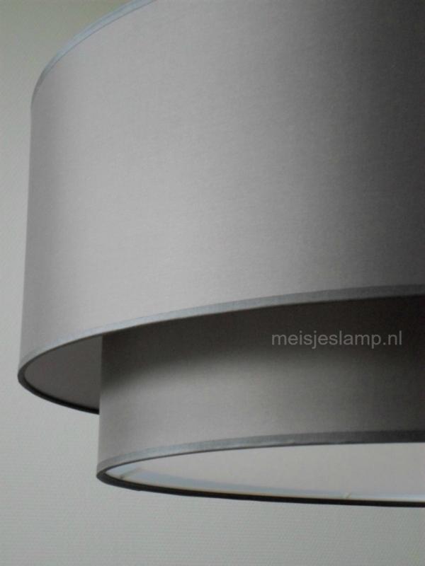 Hanglamp grijs detailfoto