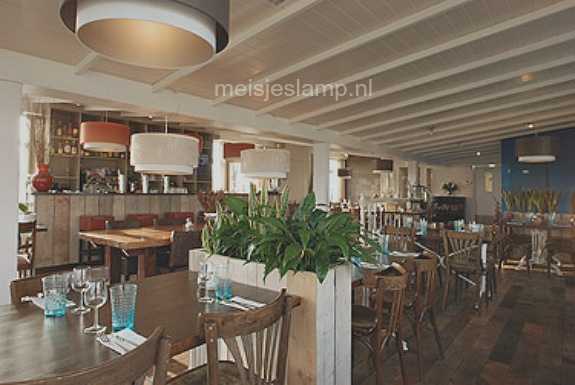 Hanglampen restaurants