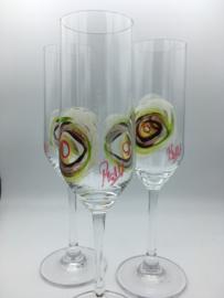 Champagne flûtes (6)