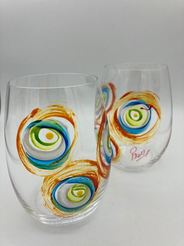 Water & Aperitief glas (6)