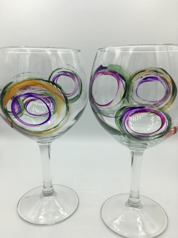 Gin & Tonic glas (6)