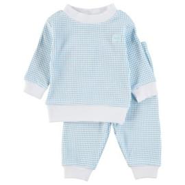 Feetje pyjama azure