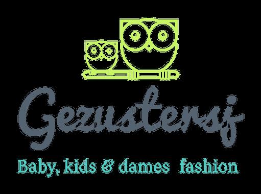 Gezustersj Baby, kids &  dames  fashion