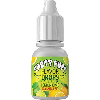 Tasty puff Lemon Lime Kamikaze 236ml / 8oz