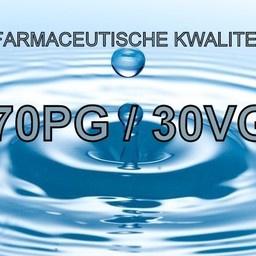 PHARMA CLEAR MENGVLOEISTOF 30 VG/70 PG 1L