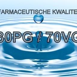 PHARMA CLEAR MENGVLOEISTOF 70VG/30PG 5 X 1 L
