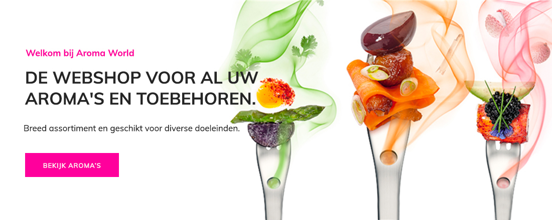 Aromaworld Nederland webshop