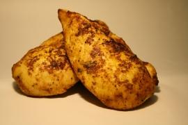 Belegd broodje kipfilet
