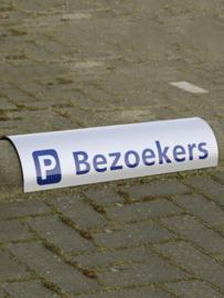 Bewegwijzering Buiten 'Parkeerbord rond'