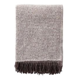 Plaid Wave | Klippan recycled wol