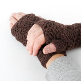 Handwarmers wol | Bruin