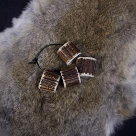 2 servet-ringen van gewei
