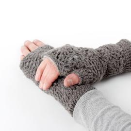 Handwarmers wol | Grijs