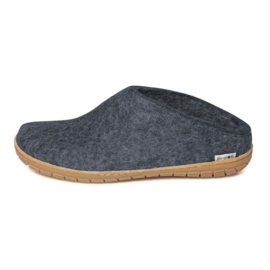 Glerups instapper met rubber zool | Denim