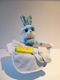 Baby cadeau blauw