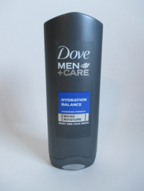 Dove body and face wash 250 ml