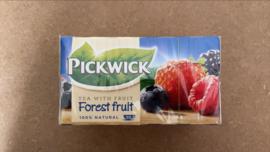 Pickwick thee Forest Fruit 20 zakjes