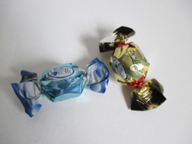 2 chocolade bonbons