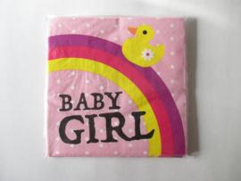 Babyshower Pakket Baby Girl