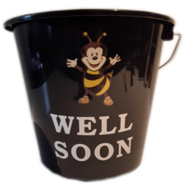 Cadeau emmer - Bee well soon