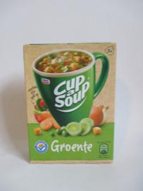 Cup a soup groente 3 zakjes