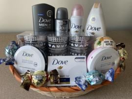 Cadeaupakket samen genieten -Dove