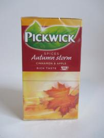 Pickwick spices autumn storm 20 zakjes