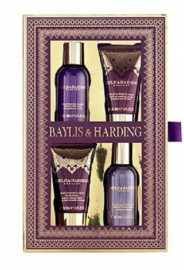 Baylis set French lavendel & cassis