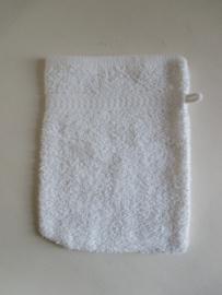 Washandje (wit) 16 x 21 cm