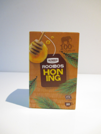Rooibos honing thee 20 zakjes