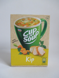 Cup a soup kip 3 zakjes
