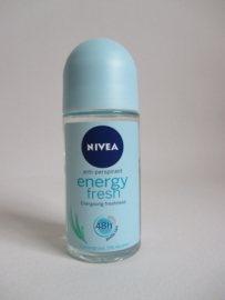 Nivea energy fresh  deo roller 50 ml