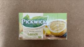 Pickwick thee Lemon 20 zakjes