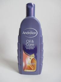 Andrélon shampoo oil & care marokkaanse arganolie 450 ml
