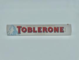 Toblerone (witte chocolade) 100 g