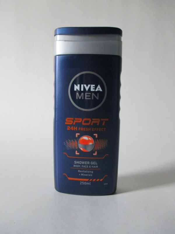 Nivea shower gel 250 ml