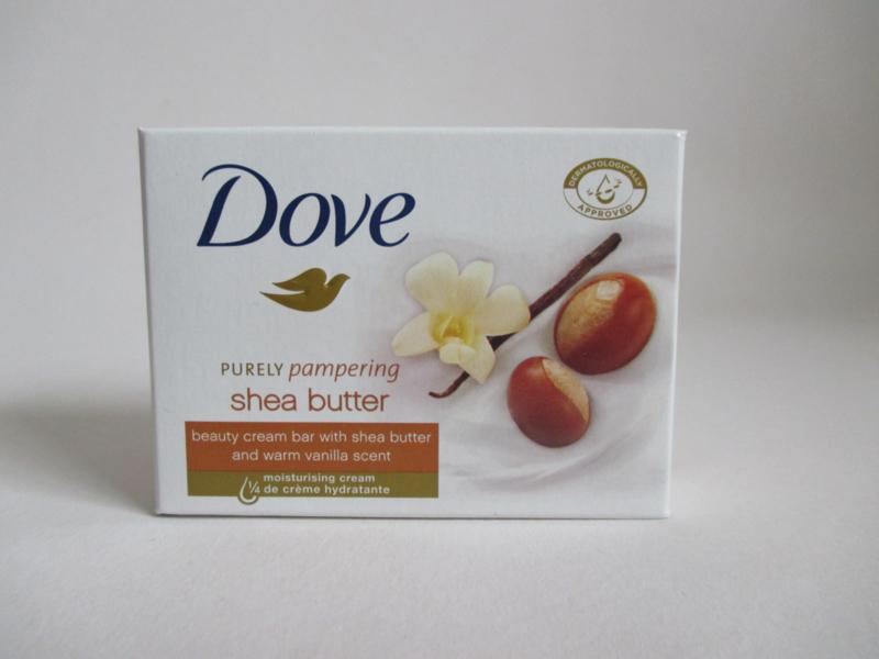Dove beauty creambar shea butter 100 g