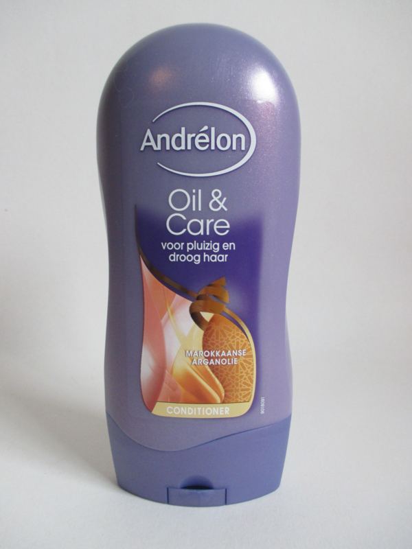 Andrélon conditioner oil & care marokkaanse arganolie 300 ml