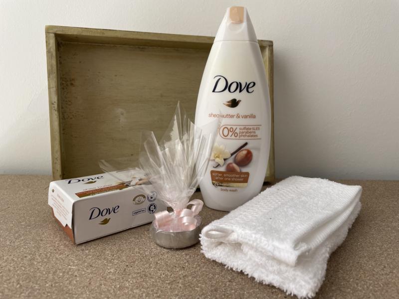 Verwenmomentje voor haar - Dove (brievenbuscadeautje)
