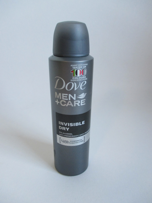 Dove deospray invisible dry 150 ml