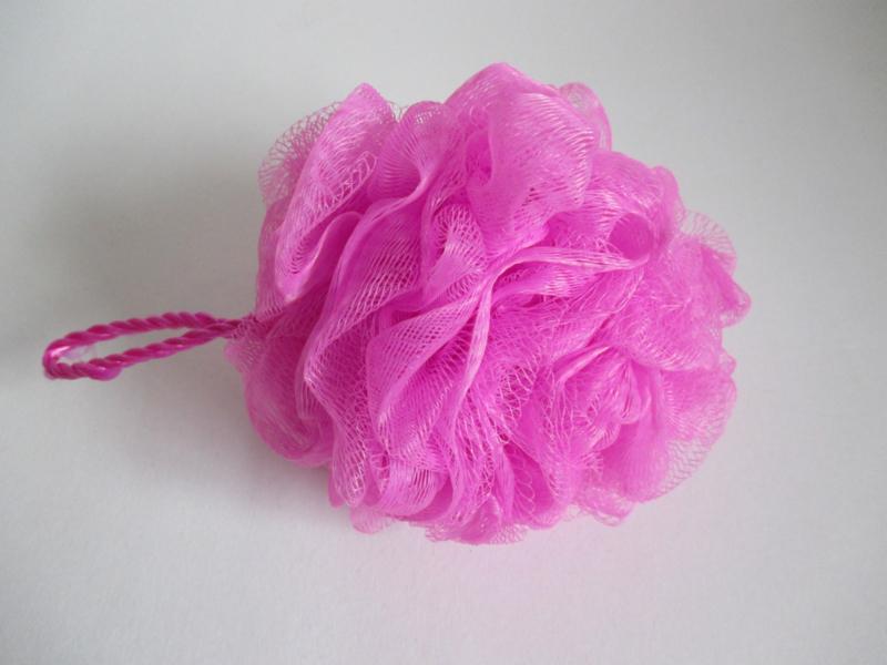 Badpuff roze