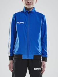 pro control woven jacket jr
