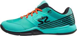 Salming viper 5 men turquoise/black
