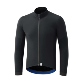shimano evovle wind jersey zwart