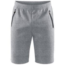 craft emotion sweatshort grey