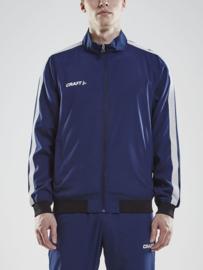 pro control woven jacket men