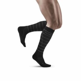 CEP reflective socks men