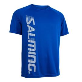 trainings tee 2.0 blue