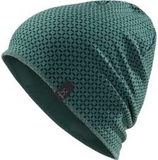 Haglofs fanatic print cap willow green