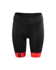 kalas motion z shorts red